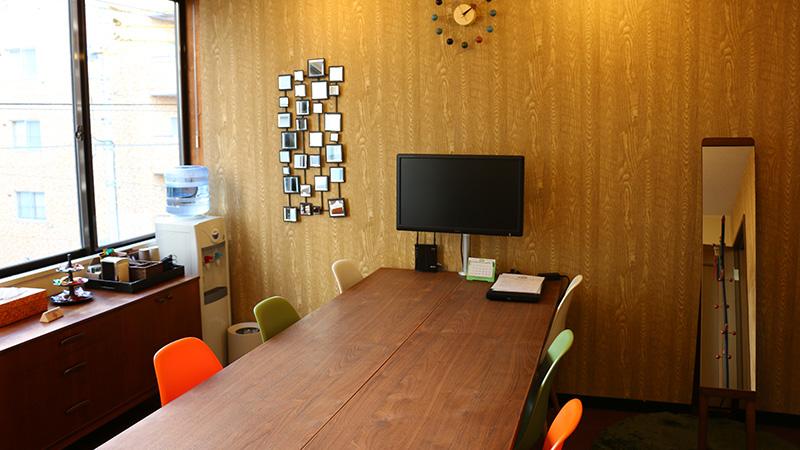 ワンスットプビジネスセンターのレンタル会議室